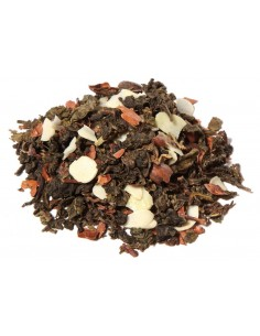 Oolong almendra dulce-chocolate