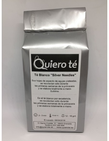 Té Blanco Silver Needles