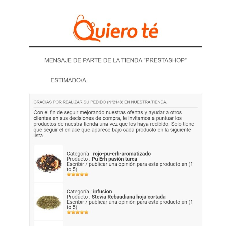 How to use the discount codes of Quierote.es
